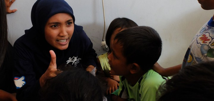 Social worker indonesia