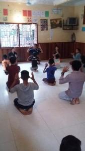 Yoga Siem Reap