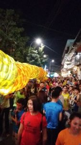 Siem Reap Puppet Parade 2