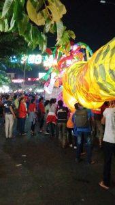 Siem Reap Puppet Parade 4