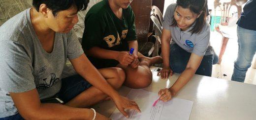 Employment training Klongsawan 2