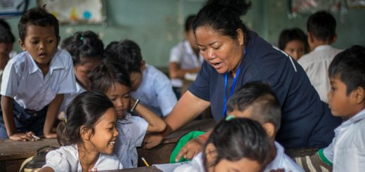 Education Support in School